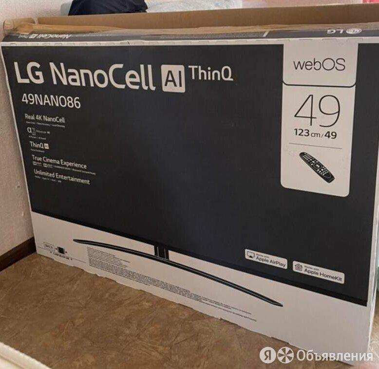 Телевизор LG 49nano866na по цене 43000₽ - Телевизоры, фото 0