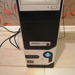 Настольные компьютеры - Блок Intel 2ядра+монитор 22/GF610-2Гб/RAM-4Gb, 0