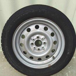 Шины, диски и комплектующие - Колеса, зимние 185/60 R14, 0