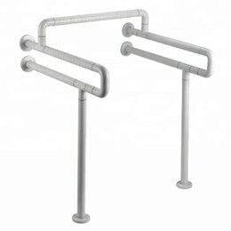 Канализационные трубы и фитинги - Поручень для санитарно-гигиенических комнат 8850 белый, 0