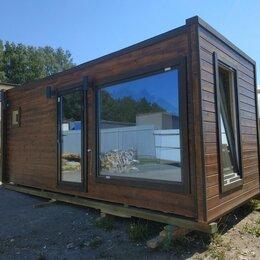 Готовые строения - Мобильная Баня - Садовый Домик, 0