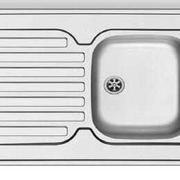 Кухонные мойки - Мойка PYRAMIS 60x80 L ECO, 1TH MNB (сварная) без перелива левая, 0