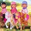 Кукла Еви с пони 3 варианта Simba 5737464 по цене 525₽ - Куклы и пупсы, фото 6
