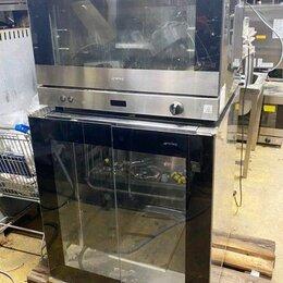 Жарочные и пекарские шкафы - Конвекционная печь Smeg ALFA 144 GH1, 0