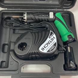 Аккумуляторные отвертки - Аккумуляторная отвертка Hitachi DB3DL2, 0