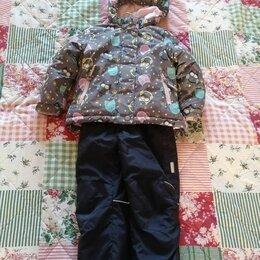Комплекты верхней одежды - Костюм крокид зима для девочки, 0