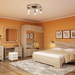 Кровати - Спальный гарнитур Сорренто-1, 0