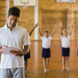 Учителя - Учитель физической культуры , 0