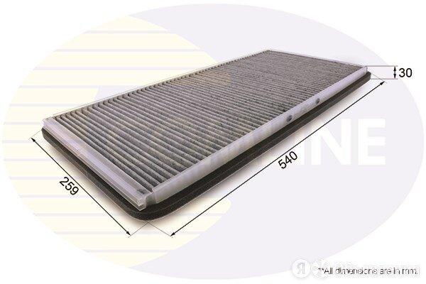 Фильтр салона угольный Comline EKF254A по цене 877₽ - Отопление и кондиционирование , фото 0
