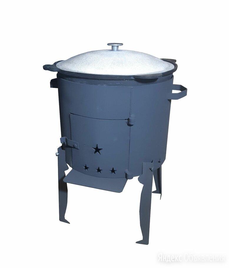 Печь стандарт под казан 8 литров по цене 3300₽ - Печи для казанов, фото 0