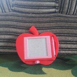 Развивающие игрушки - Доска детская яблоко, 0