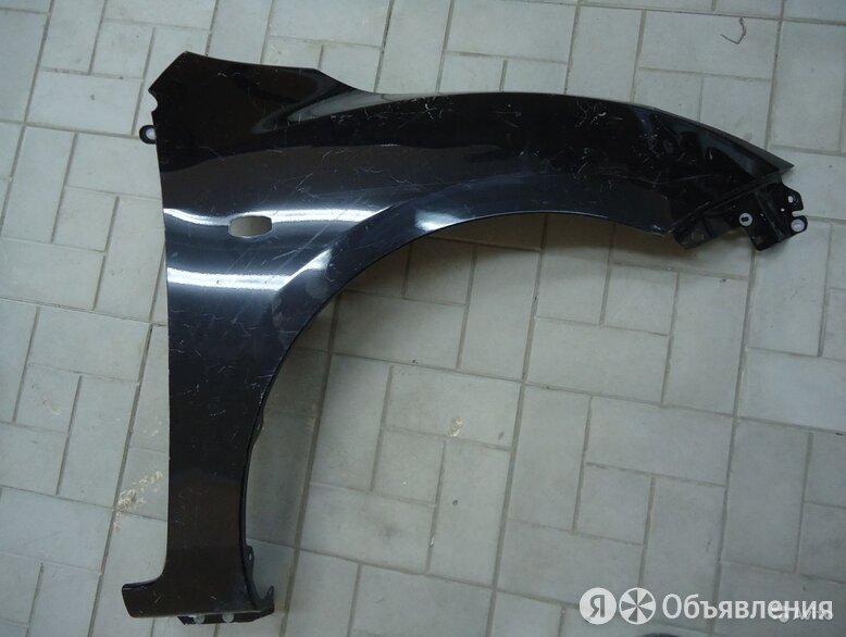 Mazda 3 2009-2013 год (BL) Крыло переднее правое по цене 2000₽ - Кузовные запчасти, фото 0