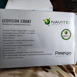 GPS-навигаторы - Навигатор Gps Prestigio gv 5300bt, 0