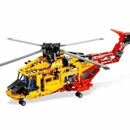 Конструкторы - Конструктор Lego technic 9396 вертолет (оригинал), 0