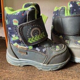 Ботинки - Детские зимние ботинки, 0