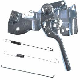 Двигатель и комплектующие - Комплект тяг карбюратора с платой, 0