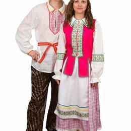 Карнавальные и театральные костюмы - Национальные костюмы белорусов для детей и взрослых, 0