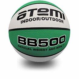 Мячи - Баскетбольный мяч ATEMI BB500, 0