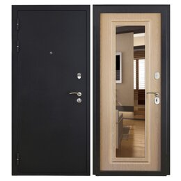 Входные двери - Стальная дверь, 0