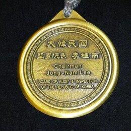 Жетоны, медали и значки - Медаль Корея, 0
