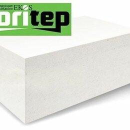 Строительные блоки - БЛОК ГАЗОСИЛИКАТНЫЙ СТЕНОВОЙ (PORITEP) D-500, 625x100x250, 0