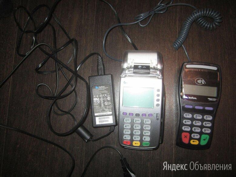 Терминал верифон vx520 по цене 1000₽ - POS-системы и периферия, фото 0