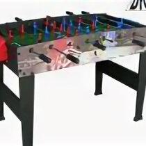 Игровые столы - Настольный футбол DFC Rapid HM-ST-48006, 0