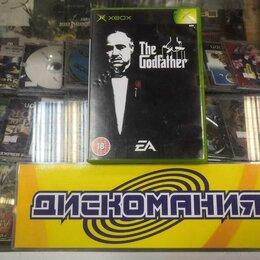 Игры для приставок и ПК - The Godfather PAL (Xbox) , 0