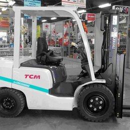 Грузоподъемное оборудование - Вилочный дизельный погрузчик TCM FD20T3Z (Япония) г/п 2 тонны, 0
