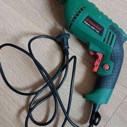 Дрели и строительные миксеры - Дрель ударная Hammer UDD 710A, 0