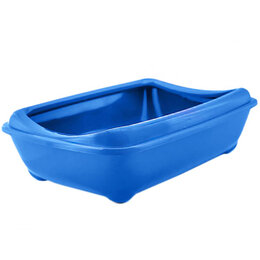 Туалеты и аксессуары  - N1 Туалет для котят глубокий с бортиком 38х27х10 см, 0