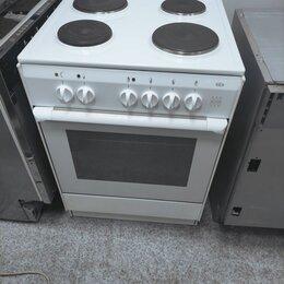 Плиты и варочные панели - Плита ЭВИ 413 60х60см электрическая , 0