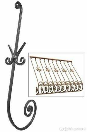 Балясина БО-2.1 295х880х150мм по цене 349₽ - Лестницы и элементы лестниц, фото 0