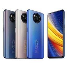 Мобильные телефоны - Новые Xiaomi Poco x3 pro  8-256Гб, черные, синие, 0