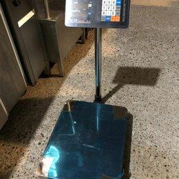 """Весы - Торговые напольные весы M-ER 333 ACP-150.50 """"TRADER"""" с расч. стоимости LCD, 0"""