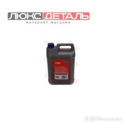 TRW PFB445 PFB445_тормозная жидкость DOT 4 Brake Fluid\ 5L  по цене 2361₽ - Масла, технические жидкости и химия, фото 0