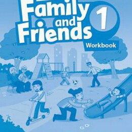 Обучающие плакаты - Family and Friends Second Edition 1 Workbook, 0