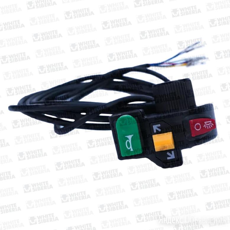 CITYCOCO Пульт управления поворотниками (квадратный) 215см по цене 1390₽ - Запчасти , фото 0