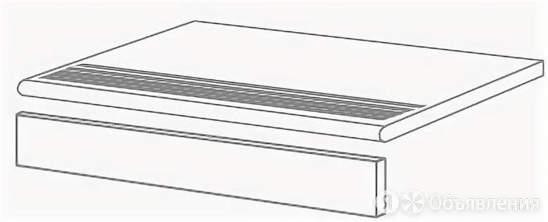 PROVENZA Groove Grad Sottile Mistique Black 20mm 33X60 по цене 6087₽ - Керамическая плитка, фото 0