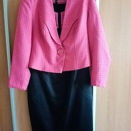 Костюмы - Костюм платье и пиджак, 0