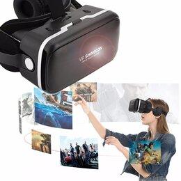 Наушники и Bluetooth-гарнитуры - Очки виртуальной реальности VR Shinecon G04A , 0