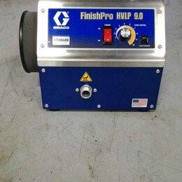Малярные установки и аксессуары - Graco finishpro hvlp 9.0, 0