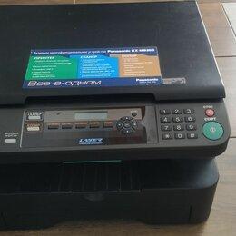 Принтеры, сканеры и МФУ - Принтер-сканер-копир panasonic kx-mb263ru, 0