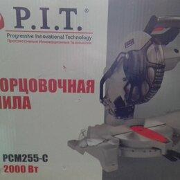 Торцовочные пилы - торцевая пила РСМ255-с P,I,T,, 0