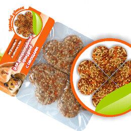 Лакомства  - Зерновое лакомство «С овощами» для декоративных грызунов 60г 313000011 , 0