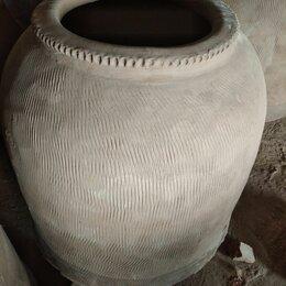 Тандыры - Тандыр узбекский. Глиняный, 0