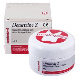 Зубная паста - Детартрин Z-паста для удаления зубного налета с истолченым цирконом 45 г, 0