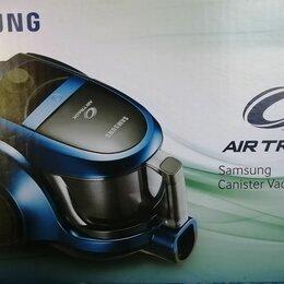 Пылесосы - Пылесос Samsung sc4520 синий, 0