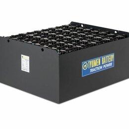 Аккумуляторы и комплектующие - Тяговый аккумулятор 80V 210Ah 40х3PzS210 / для э/погрузчика ЕВ 687, 0
