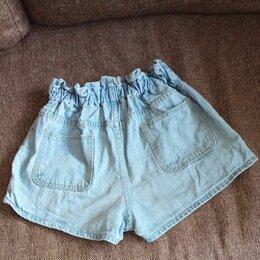 Шорты - Джинсовые женские шорты., 0